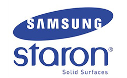Samsung Staron Solid Surface - Distribution Straco